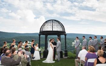 Stroudsmoor Country Inn - Stroudsburg - Wedding Resort - Wedding Ceremony