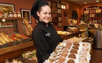 Stroudsmoor Country Inn - Stroudsburg - Wedding Resort - Stroudsmoor Bakery - Platter Of Sweet Treats