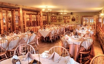 Stroudsmoor Country Inn - Stroudsburg - Wedding Resort - Stroudsmoor Restaurant