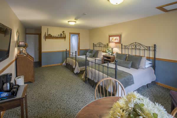 Country Inn - Wedding Resort - Accommodations - Wedding Cottage