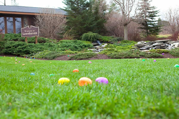 Stroudsmoor Country Inn - Stroudsburg - Poconos - Easter Event Holiday - Outdoor Easter Egg Hunt