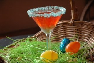 Stroudsmoor Country Inn - Stroudsburg - Poconos - Easter Event Holiday - Colorful Easter Martini