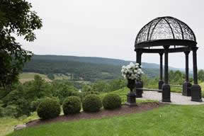 Gazebo at ridgecrest for weddings or other events