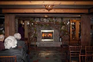 Woodsgate fireplace