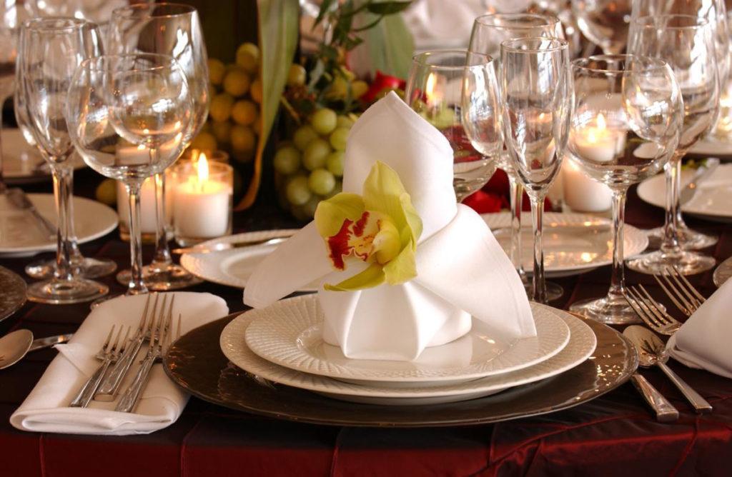 table setting 101