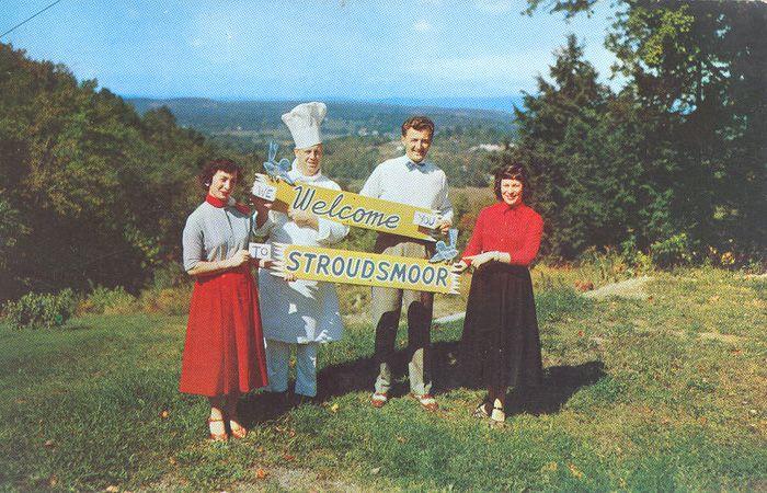 vintage stroudsmoor original owners