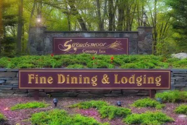 Stroudsmoor Country Inn - Stroudsburg - Wedding Resort - Main Entrance To The Stroudsmoor