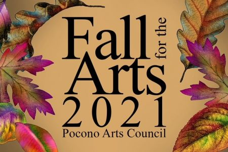 Fall for the Arts Promotional Banner