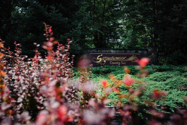 Stroudsmoor Front Sign