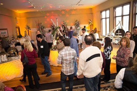 Stroudsmoor Country Inn Wedding Sampling Event